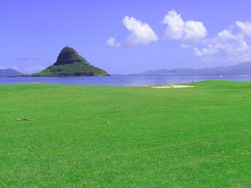 Photo Chinaman's Hat Hawaii