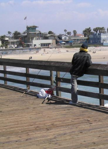 Photo of Fishing at Imperial Beach