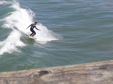 Photo of Surfing at Imperial Beach